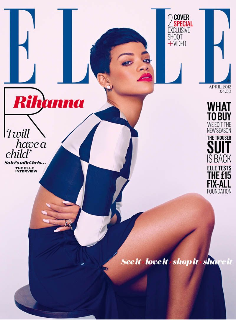 Rihanna by Mariano Vivanco for Elle UK April 2013-008