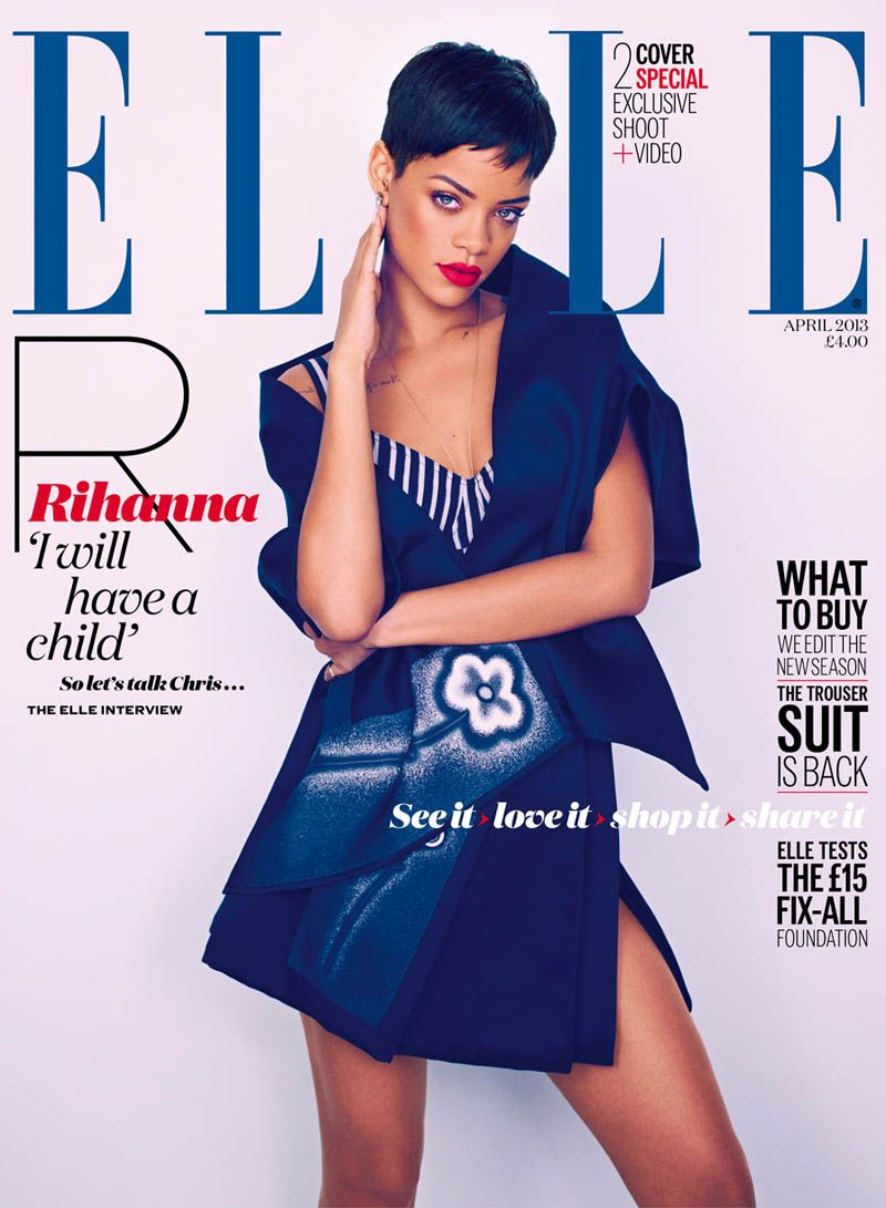 Rihanna by Mariano Vivanco for Elle UK April 2013-009