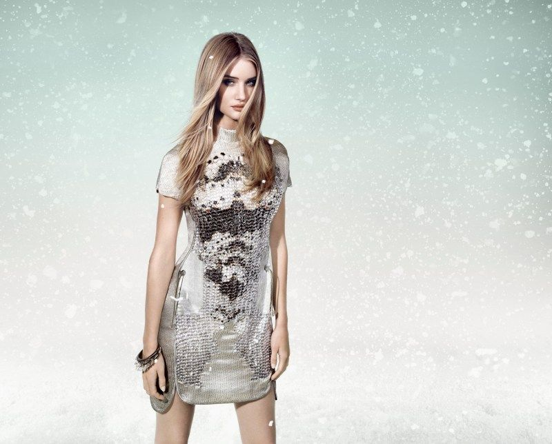 Rosie Huntington-Whiteley for Animale Winter 2013 Campaign-001