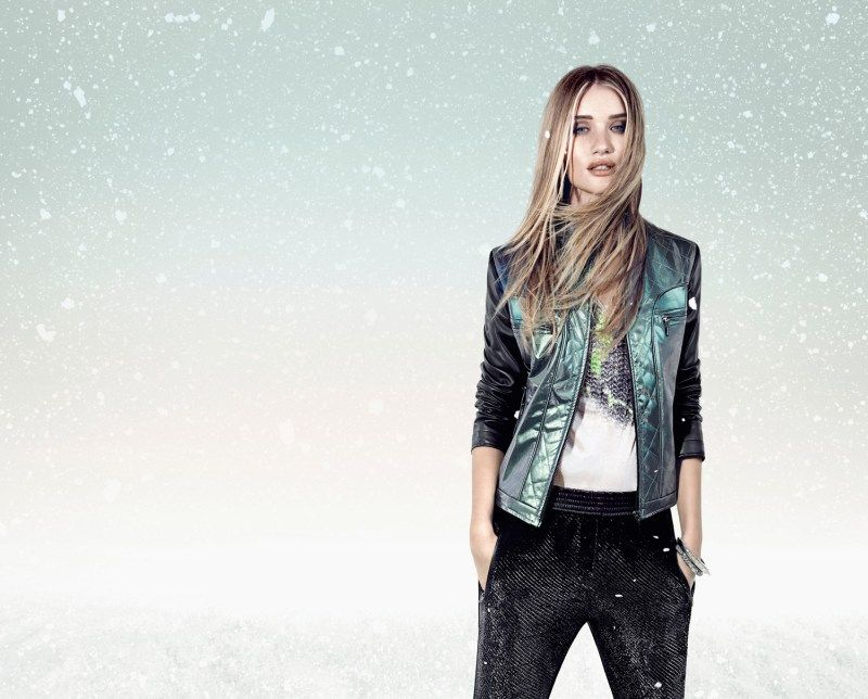 Rosie Huntington-Whiteley for Animale Winter 2013 Campaign-004