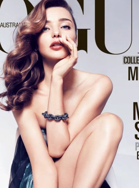 Miranda Kerr for Vogue Australia April 2013