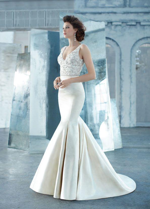 lazaro-bridal-silk-faced-satin-trumpet-gown-sheer-jewel-encrusted-v-neck-crystal-natural-chapel-train-3314_zm