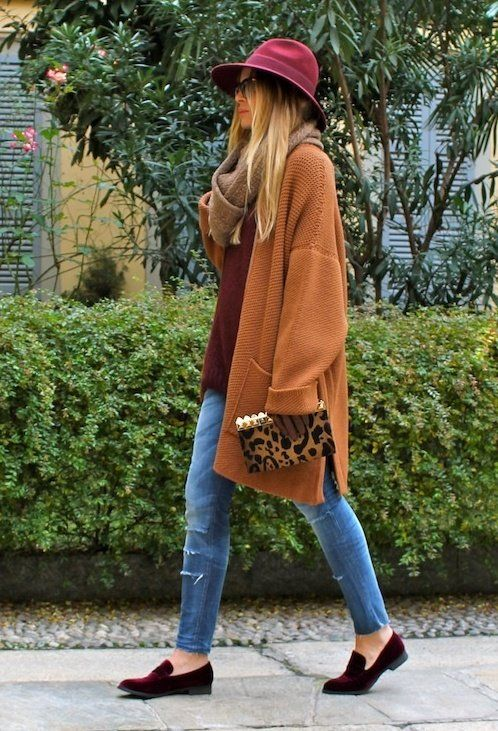 stefanel-maroon-met-burnt-orange~look-main