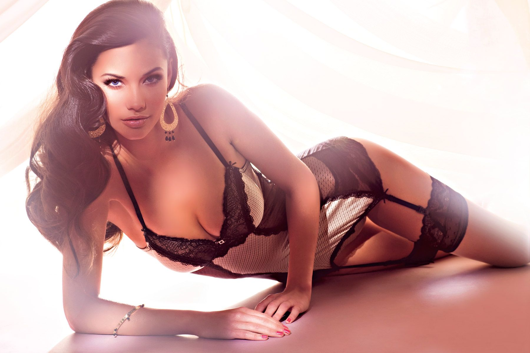 Yamamay Spring 2013 lingerie campaign