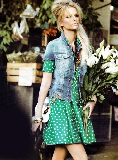 93bbe7022a Style Guide  How to wear denim jacket this spring  - Fab Fashion Fix