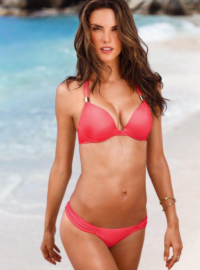 Alessandra Ambrosio for VS Swim May 2012