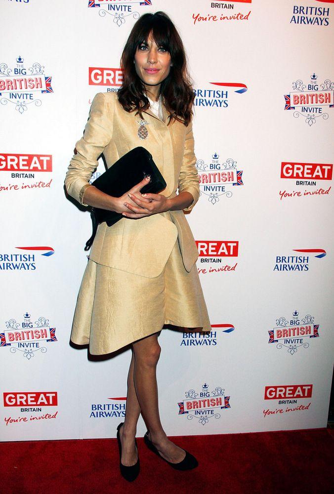 Alexa Chung The Big British Invite at 78 Mercer Street-002