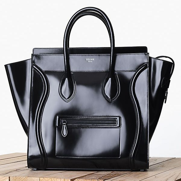 Celine-Patent-Leather-Luggage-Tote-Fall-2013