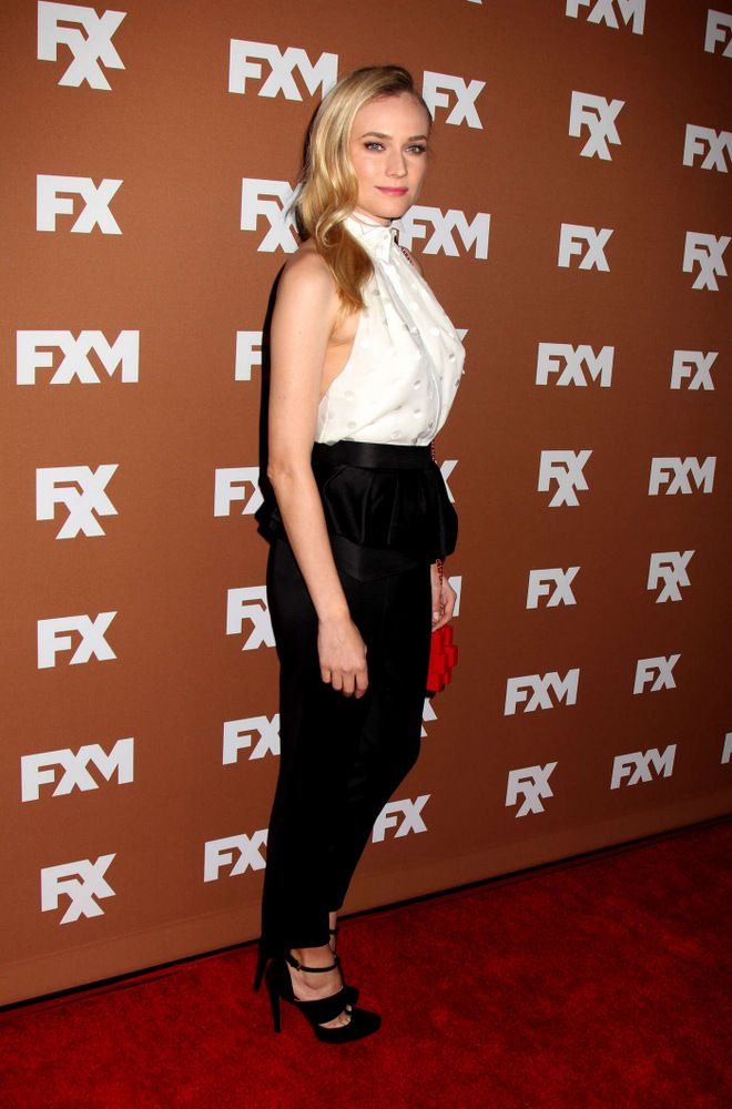Diane Kruger FX Upfront Bowling Event in NYC 2013-002