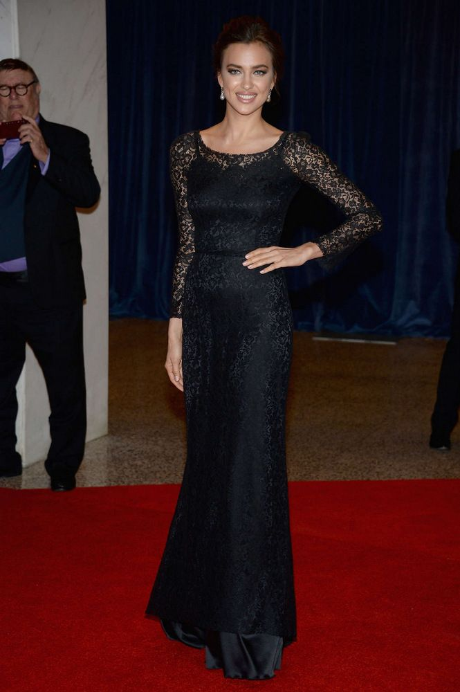 Irina Shayk White House Correspondents Association Dinner in Washington