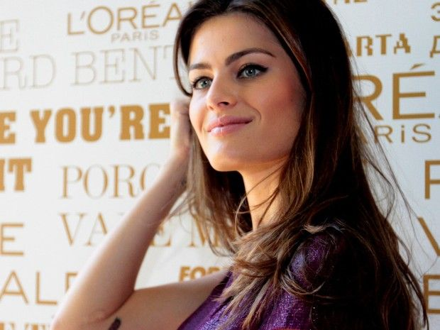 Isabeli Fontana LOreal event in SP-002