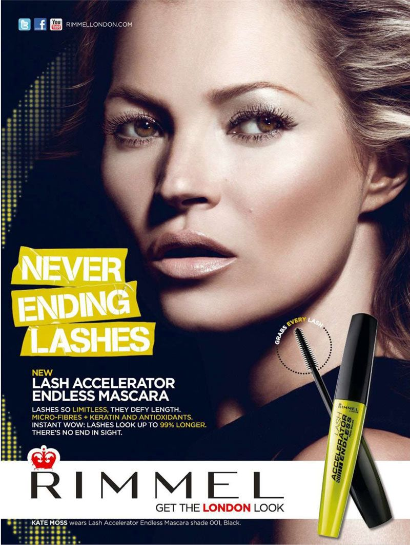 Kate Moss for Rimmel London SS 2013 Campaign-001