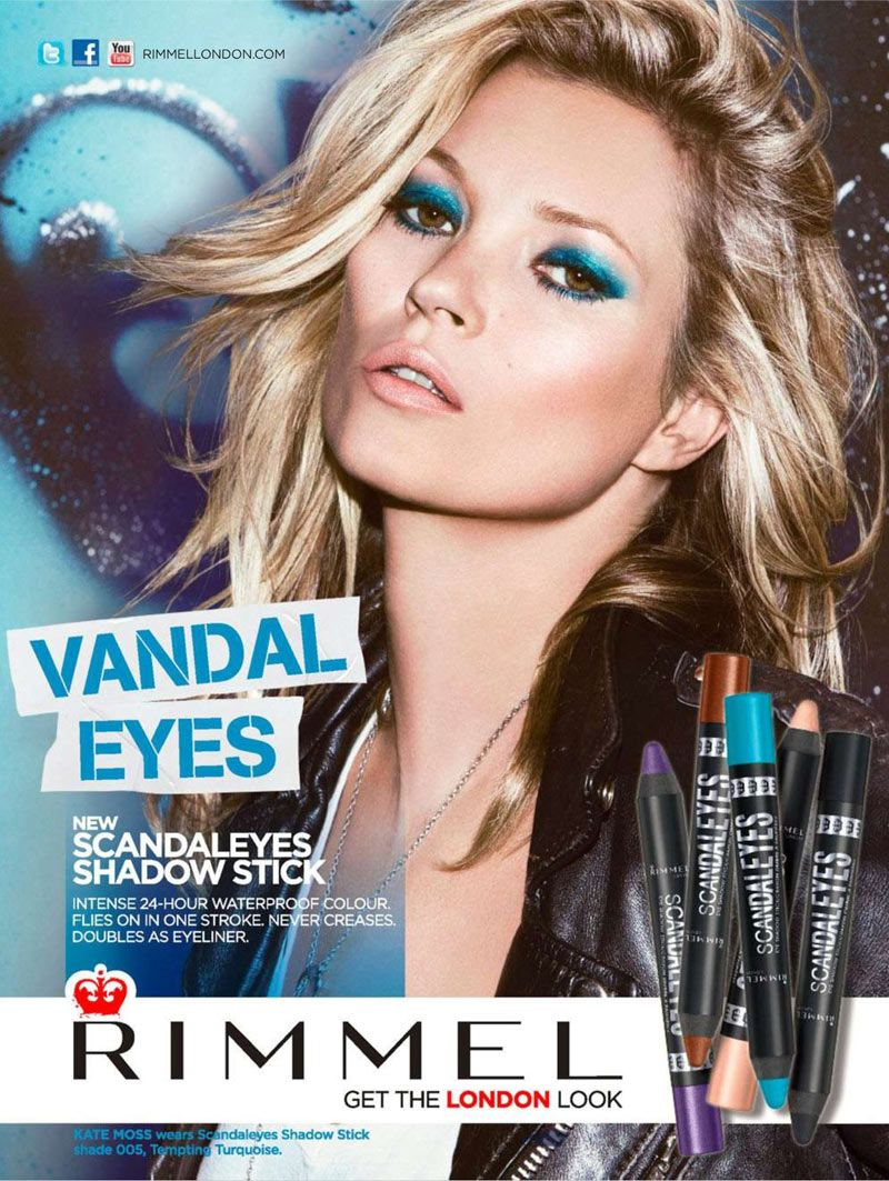 Kate Moss for Rimmel London SS 2013 Campaign-002