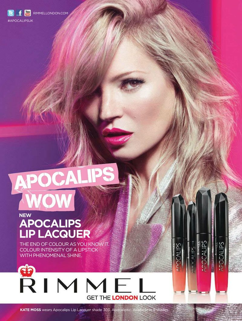 Kate Moss for Rimmel London SS 2013 Campaign-003