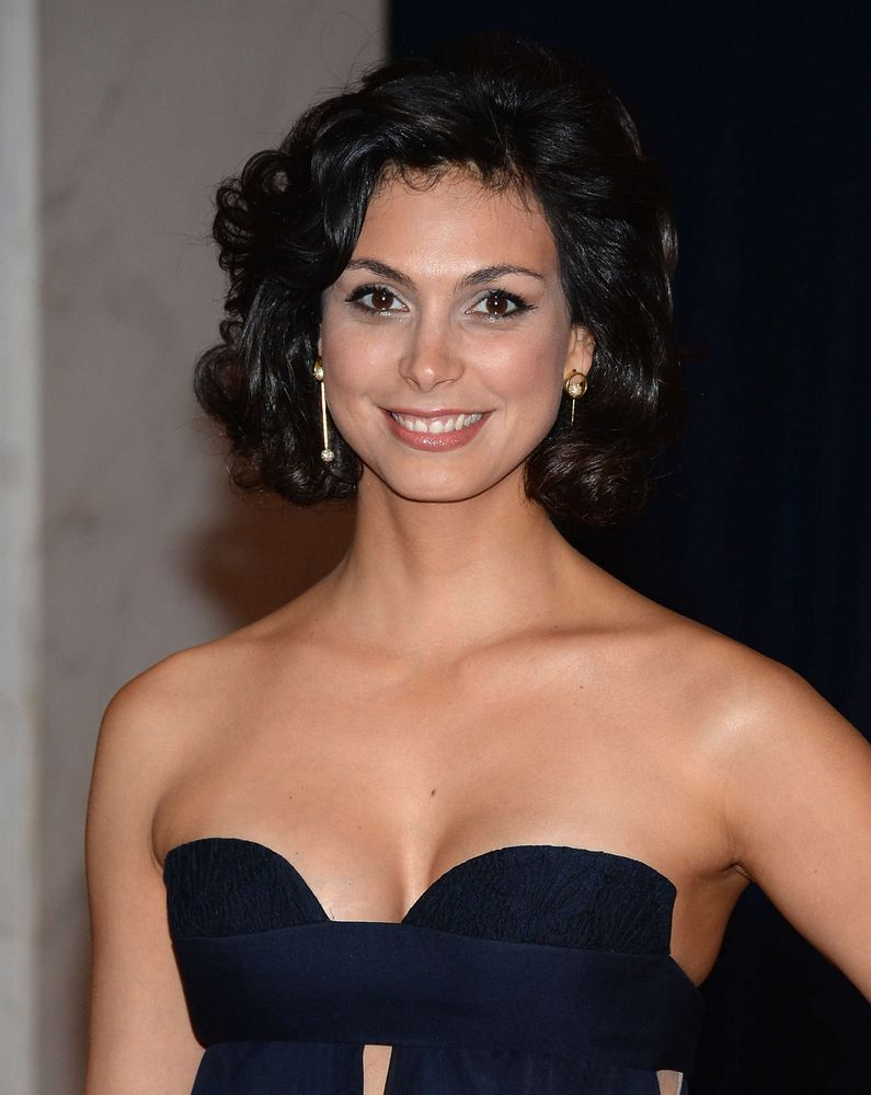 Morena Baccarin White House Correspondents Association Dinner in Washington-001