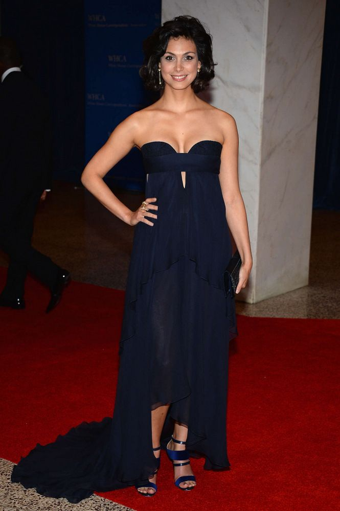 Morena Baccarin White House Correspondents Association Dinner in Washington
