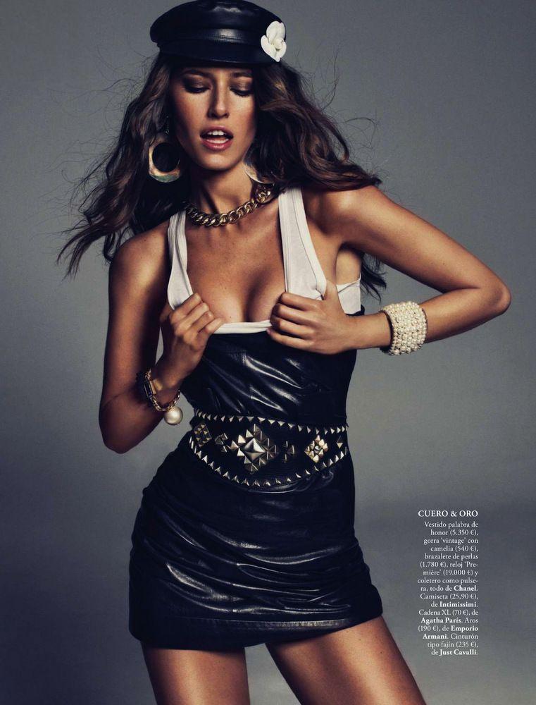 Nadejda Savcova Elle Spain May 2013-002