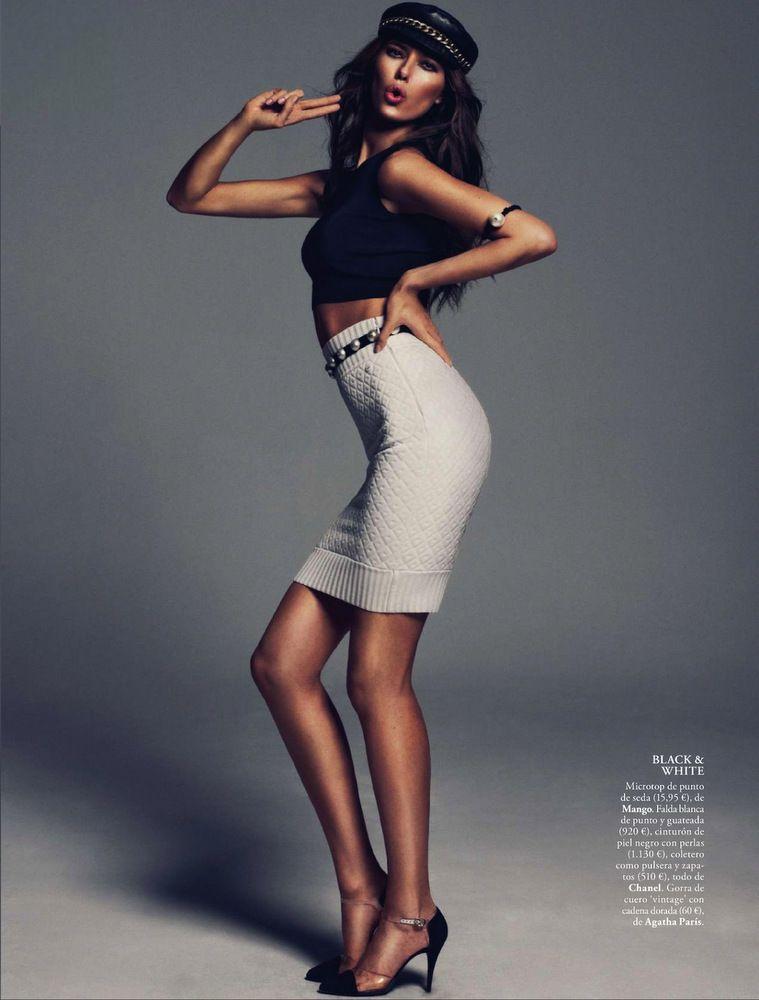 Nadejda Savcova Elle Spain May 2013-007