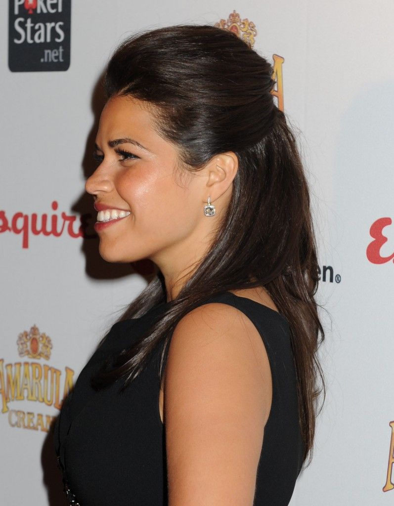 america-ferrera-half-up-half-down-hairstyle-side-view-oct-09-797x1024