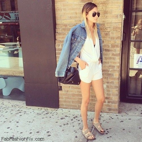 Style Guide: How to wear denim jacket this spring? | Fab Fashion Fix