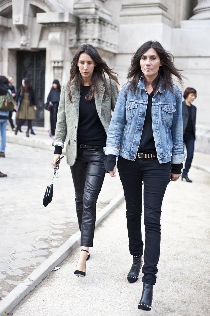 Style Watch: Celebrity looks with denim jacket