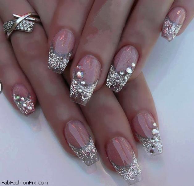 glitter nails1