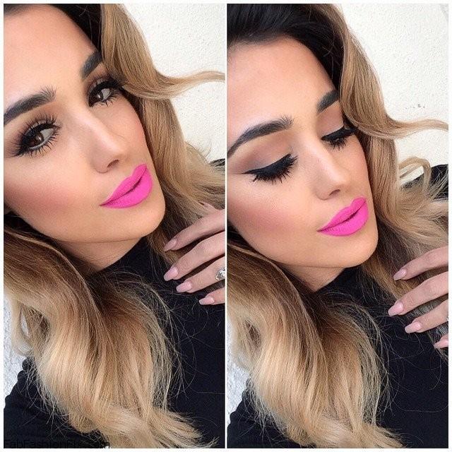 pink pout
