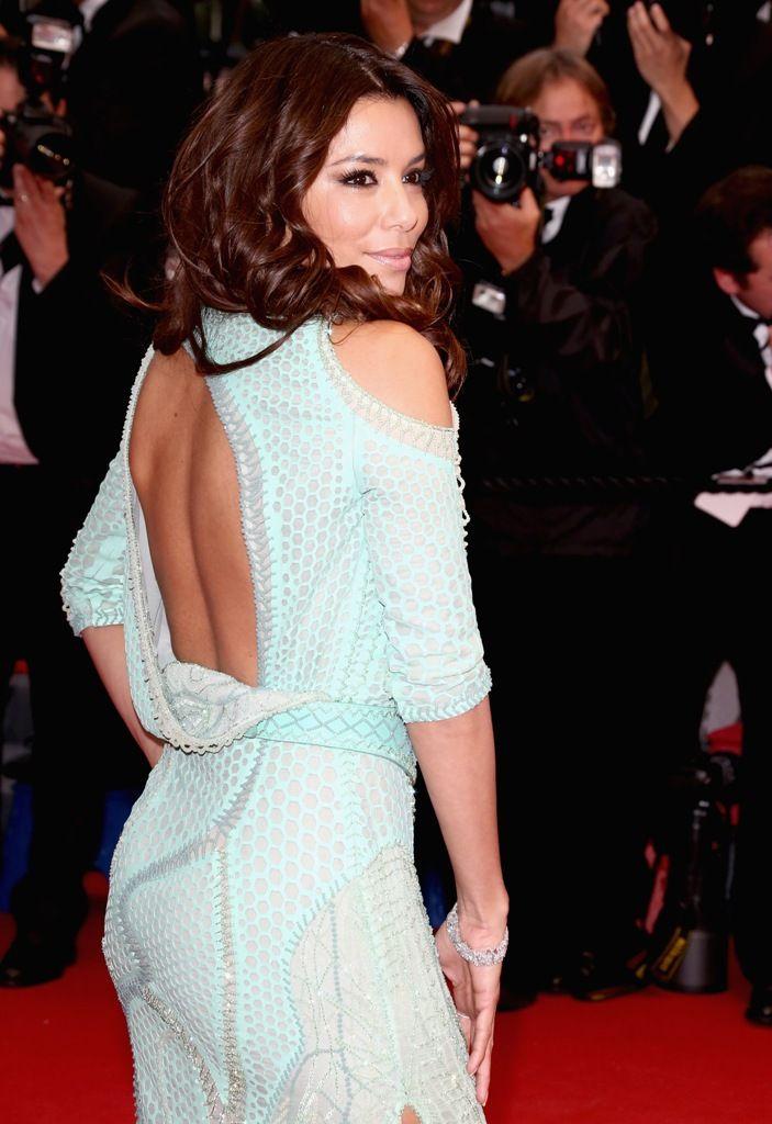 Eva Longoria - 'Jimmy P' Premiere Cannes, 2013/05/18