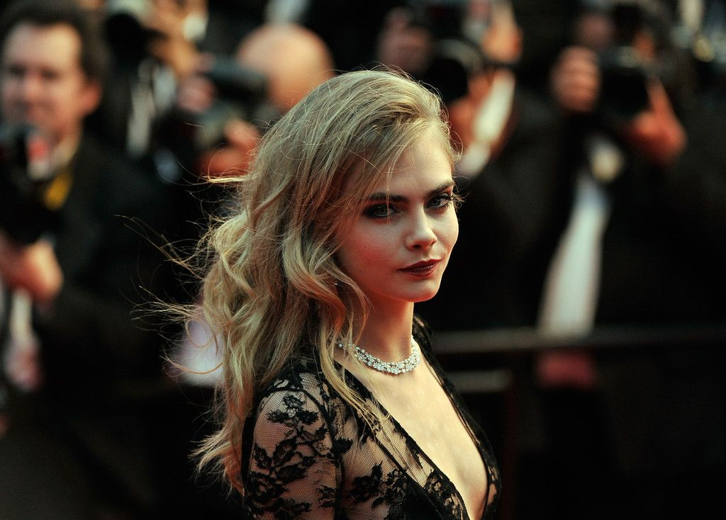 Cara Delevingne Arrivals at the Cannes Opening Ceremony-003