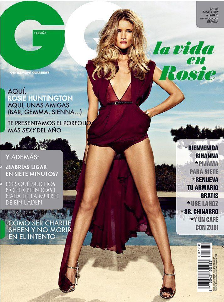 GQ ,Spain, May 2013