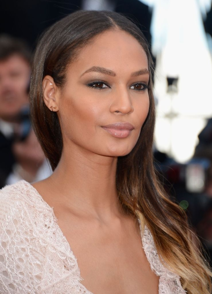 Joan Smalls attends the Cleopatra premiere at the Cannes Film Festival 21.5.2013_01