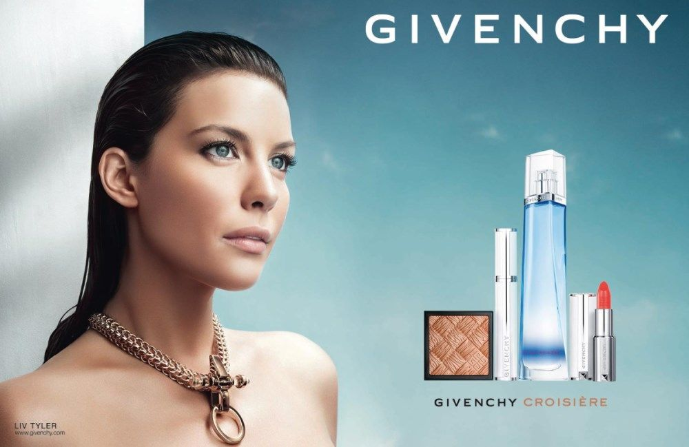 Liv_Tyler_Givenchy_Very_Irrésistible_Edition_Croisière_Fragrance_Campaign