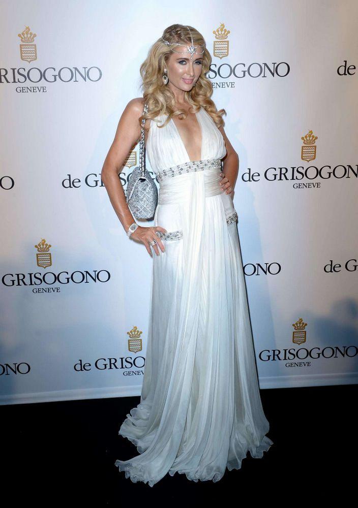 Paris Hilton Cocktail Reception at the Grisogono Party-001