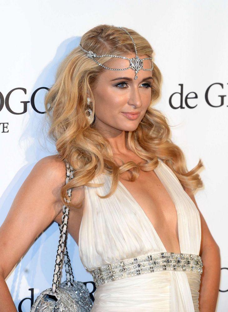 Paris Hilton Cocktail Reception at the Grisogono Party-002