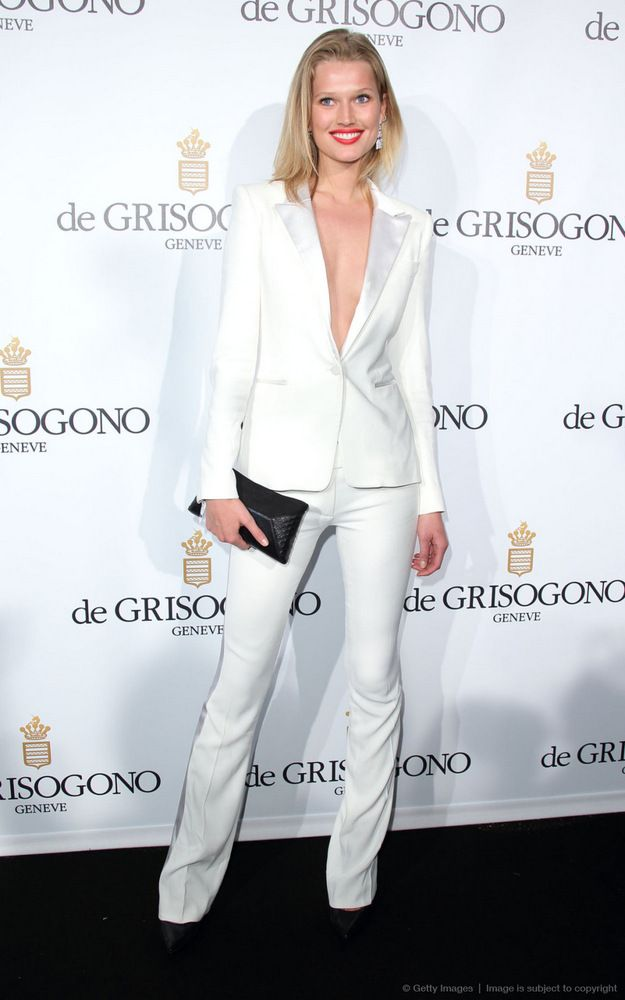 Toni Garrn Cocktail Reception at the Grisogono Party