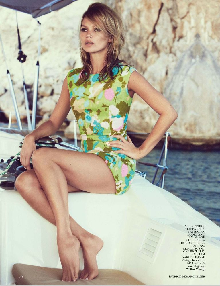 Vogue UK June 2013 - Kate Moss 04