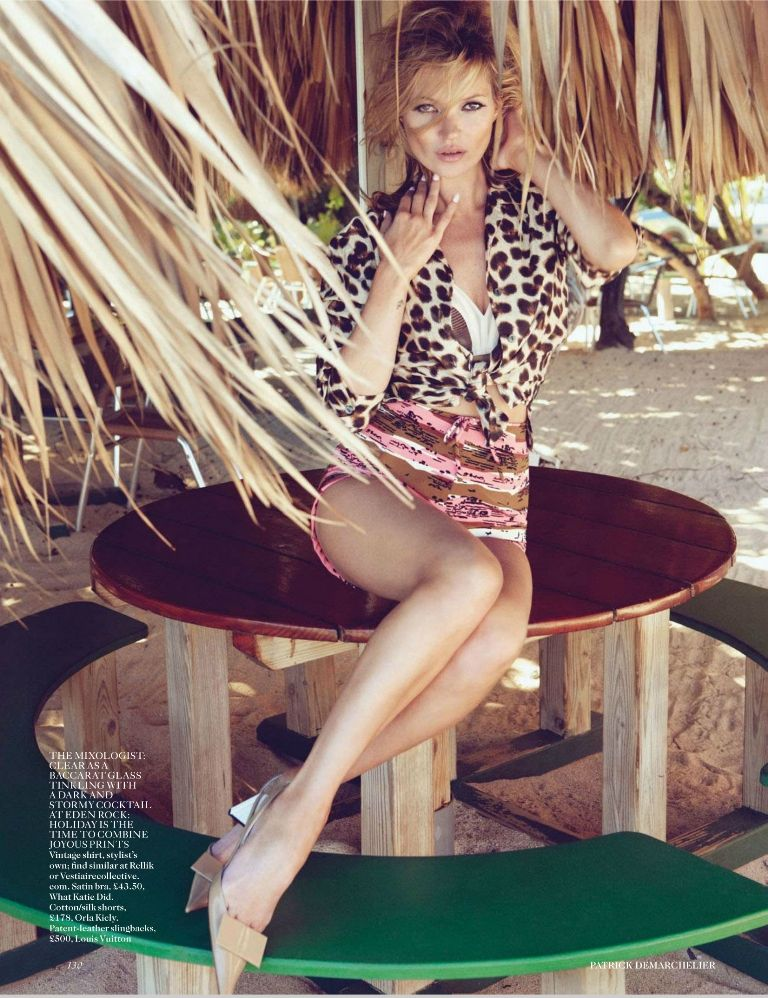 Vogue UK June 2013 - Kate Moss 13