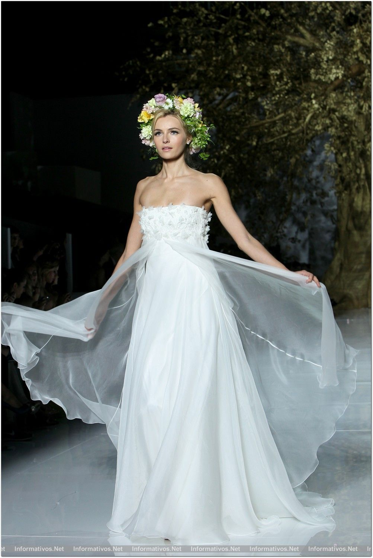 Pronovias 2014 Bridal collection - Gaudi Novias - Fab Fashion Fix