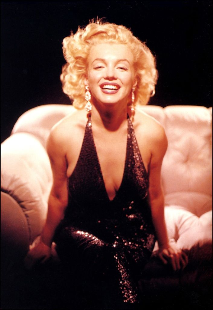 Marilyn Monroe Photoshoot Fab Fashion Fix