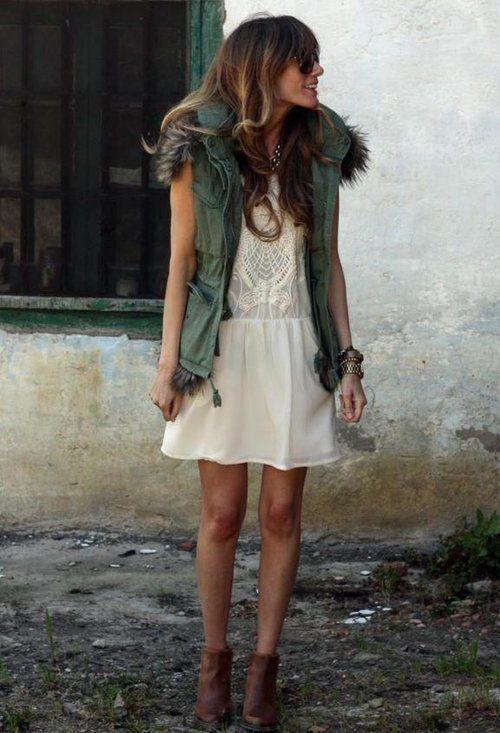 ralph-lauren-dark-green-zara-vests~look-main