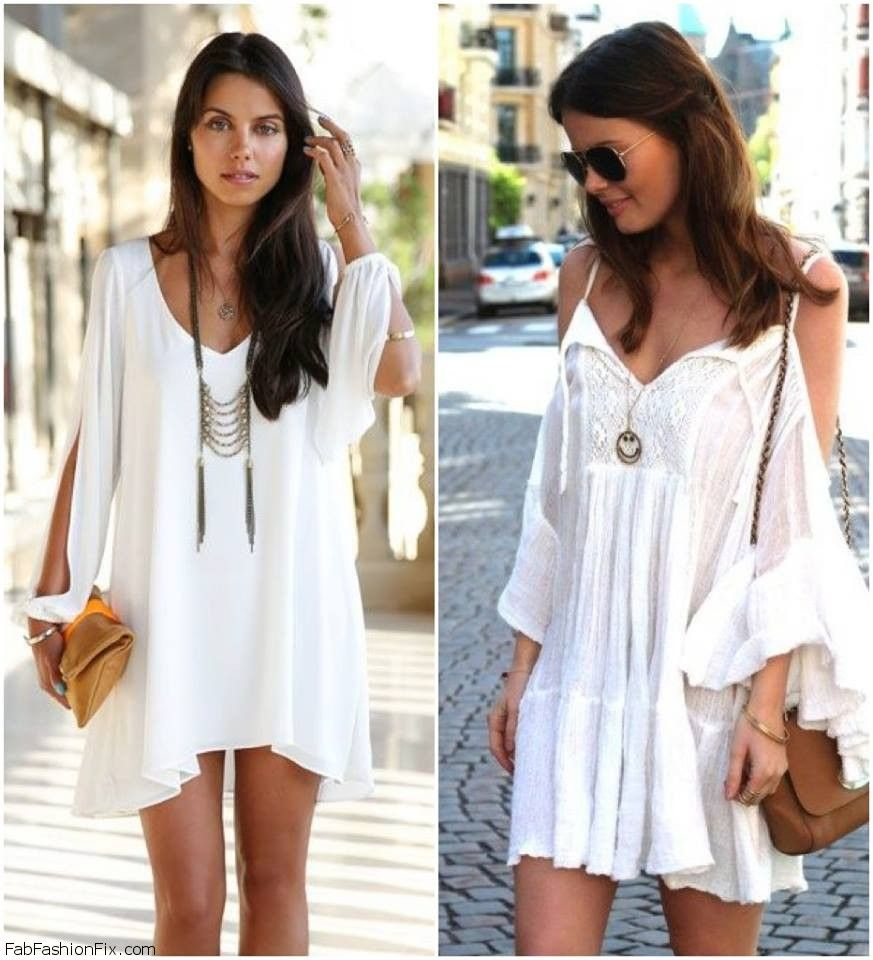 624f666e768 Style Guide  How to wear the white dress this spring