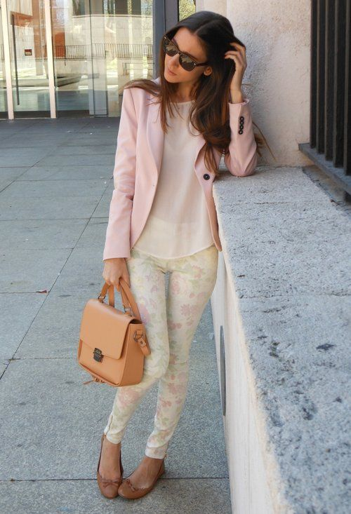 Style Watch The Best Spring Street Style Looks From