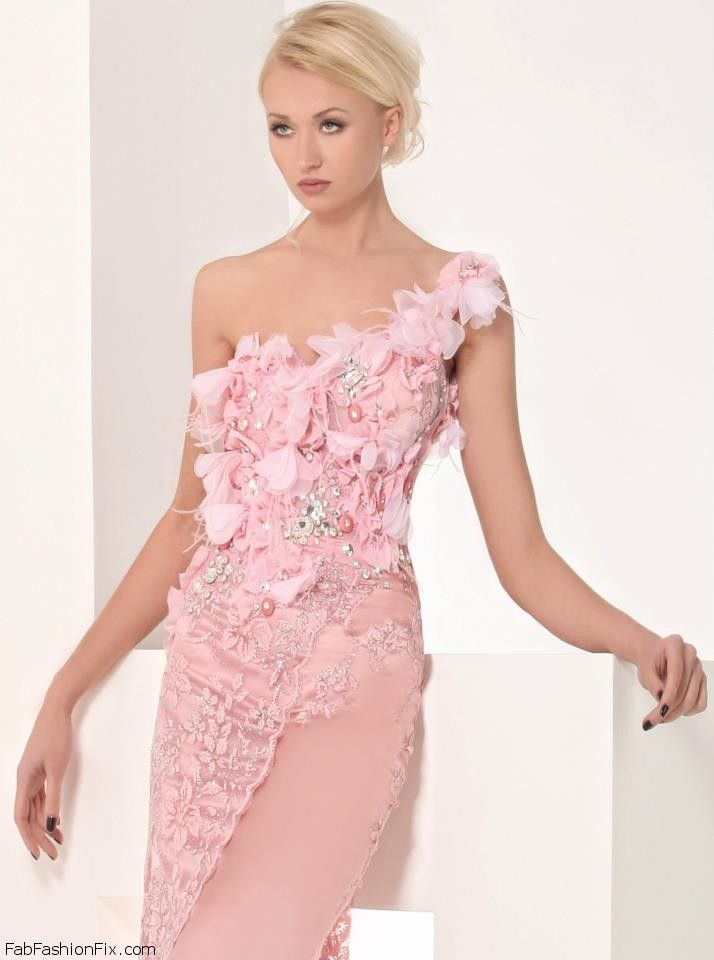 Tony Chaaya Haute Couture Collection 2013 Fab Fashion Fix