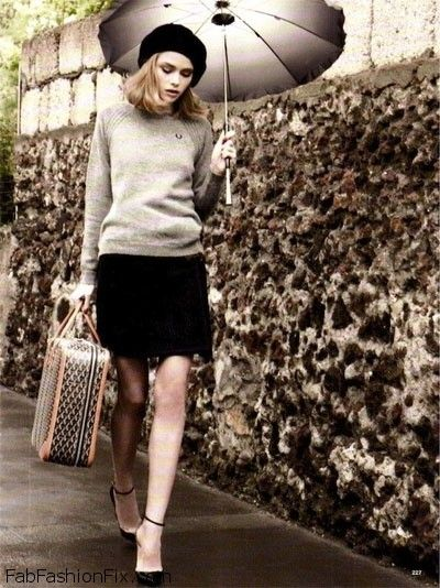 Style Guide How To Dress Parisian Chic Fab Fashion Fix