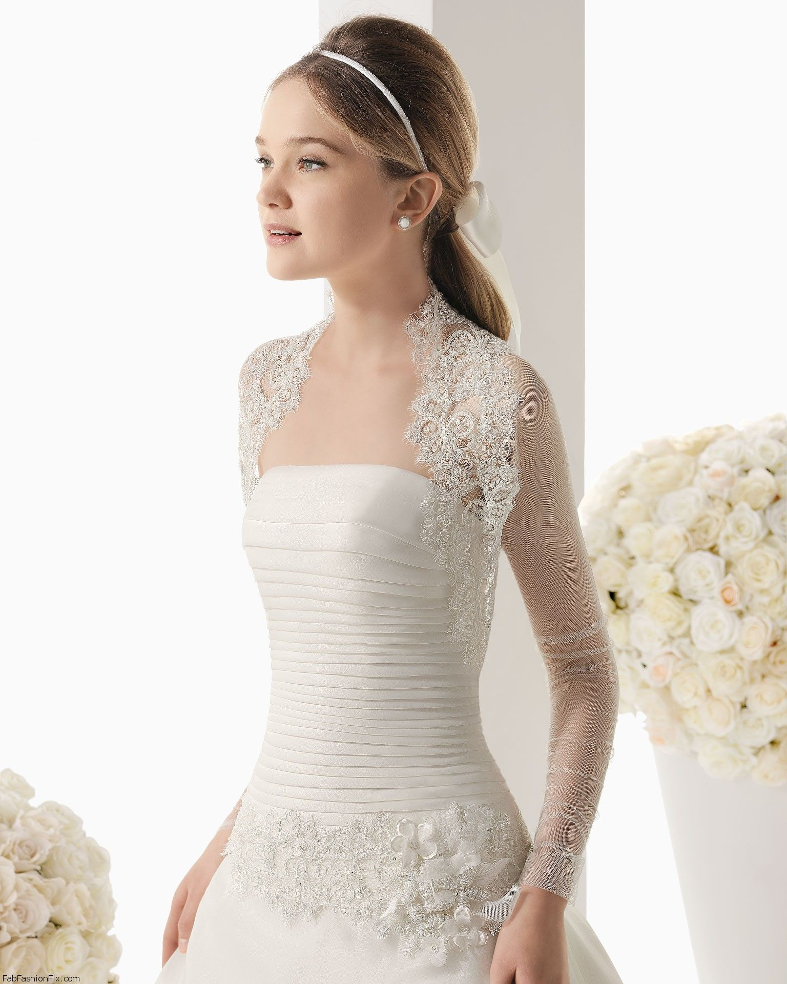 rosa clara bridal collection 2014 part 2 fab fashion fix
