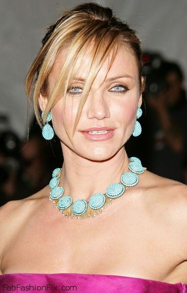Cameron+Diaz+Statement+Necklace+Turquoise+msoY0ATI_rjl