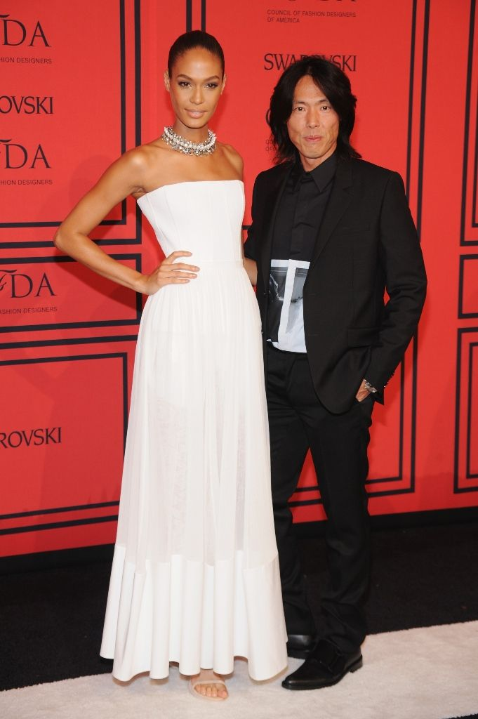 Joan Smalls attends the 2013 CFDA Fashion Awards at Lincoln Center NYC 3.6.2013_03