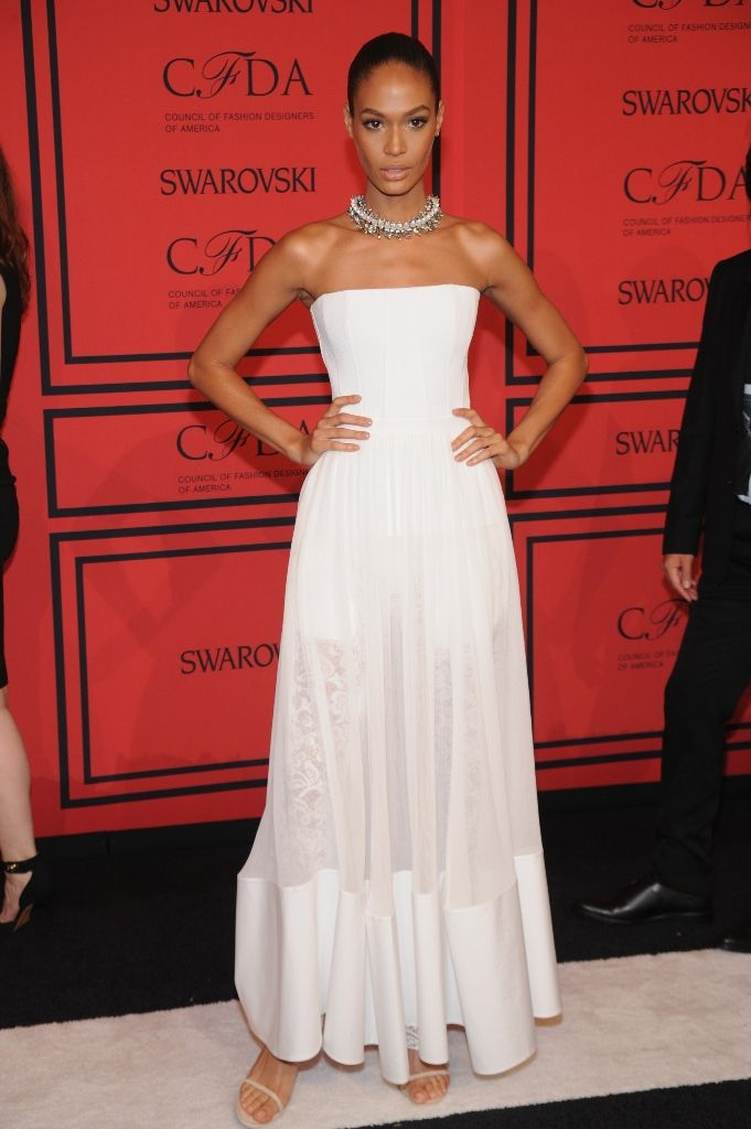 Joan Smalls attends the 2013 CFDA Fashion Awards at Lincoln Center NYC 3.6.2013_04