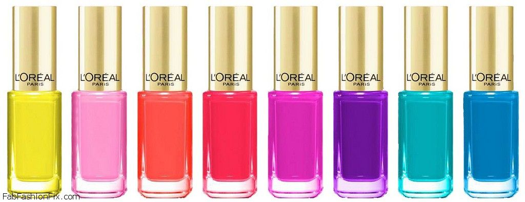 LOreal-Neon-Pop-Nail-Polish-Collection