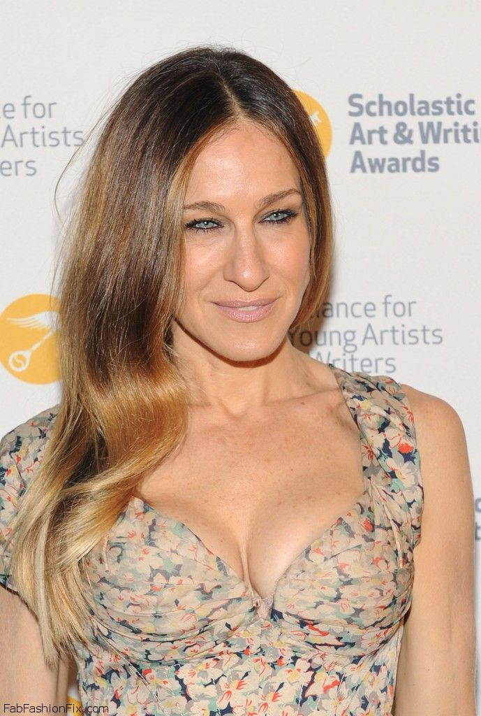 Sarah Jessica Parker Alliance For Young Artists & Writers Benefit-001